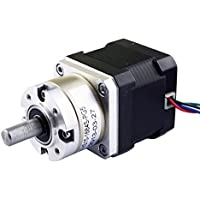 5:1 Planetary Gearbox Nema 17 Stepper Motor 1.68A for DIY CNC Robot 3D Printer
