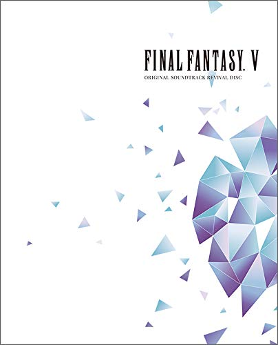 Blu-ray Audio : Game Music - Final Fantasy V: O.s.t. Revival Disc (Japan - Import)