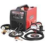 LINCOLN ELECTRIC CO K2698-1 Easy MIG 180 Wire Feed Welder,
