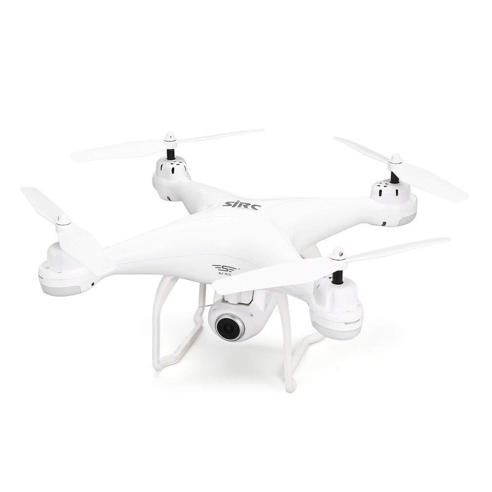 ZMH GPS Drone,1080P HD-Kamera Selfie Altitude Hold FPV RC Drone 2.4Ghz Remote Control Auto Return Takeoff Landing Follow Me GPS Quadcopter