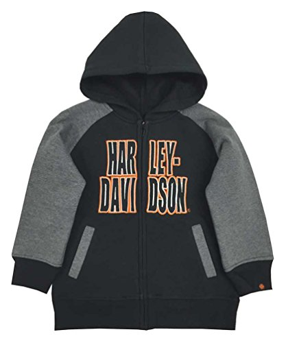 Harley Davidson Little Embroidered Fleece 6570563