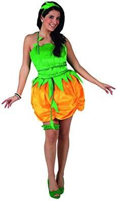 Atosa - Disfraz de calabaza para mujer, talla 44-46 (8422259049449 ...