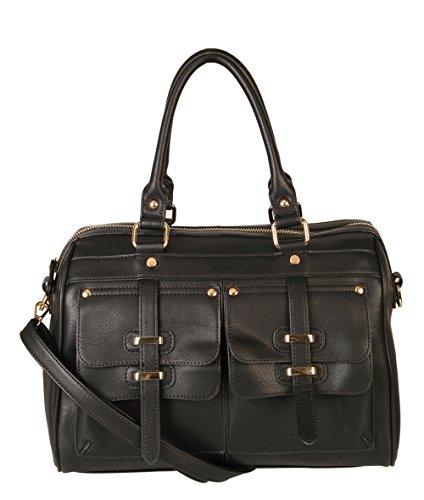 rimen-co-double-front-pockets-two-top-handle-zipper-closure-casual-doctor-style-women-handbag-purse-
