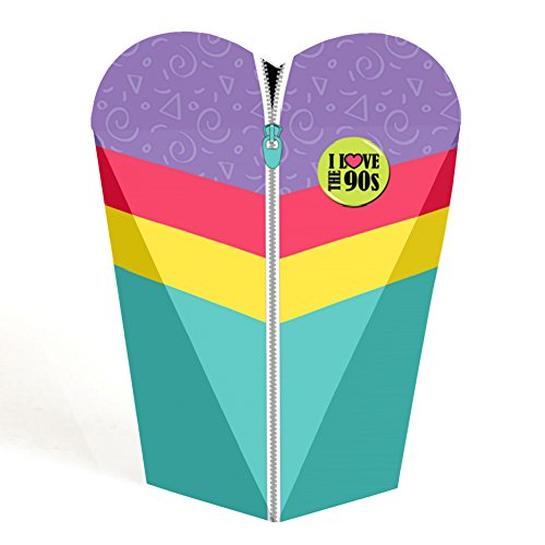 90's Throwback - 1990s Party Favors - Gift Favor Boxes for Women - Set of 12]()