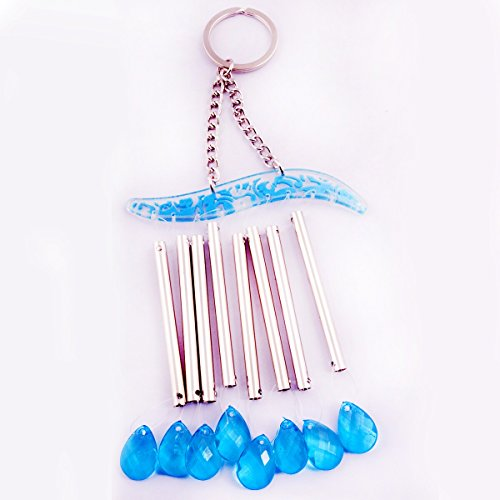8 crystal wind chime - 4
