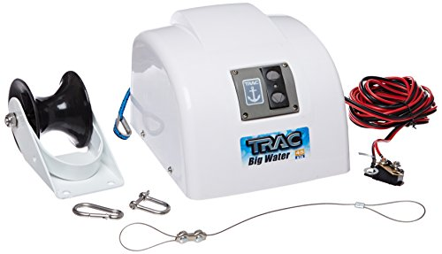 Trac Outdoor T10103 Big Water 45 Saltwater Anchor Winch primary