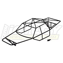 Integy RC Model Hop-ups T8527 Steel Roll Cage Body for Traxxas 1/10 Slash 4X4 non-LCG (6808)