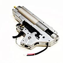 Airsoft Shooting Gear Action 9mm Complete AEG V2 Gearbox Set M120 Spring Version 2 Rear Line