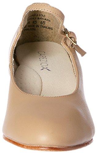 Caramel Character Shoe Student Capezio Women's 650 Footlight wIxYW6TAq