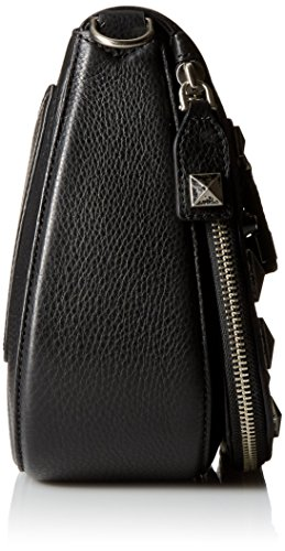 Chipped Black Jacobs Marc Recruit Saddle Studs Bag qwpvWz