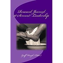 Renewal Journal 18: Servant Leadership