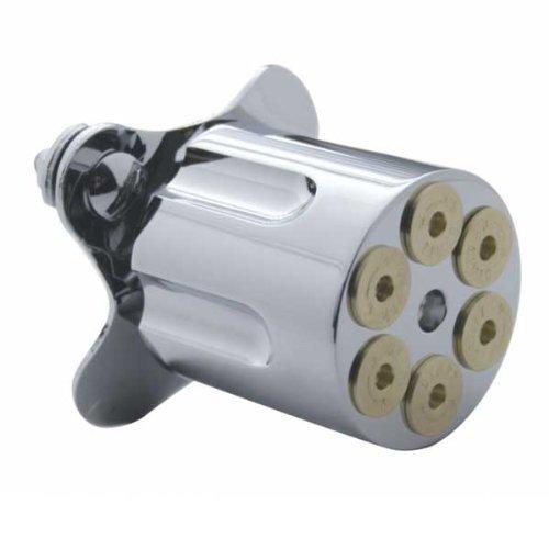 (United Pacific 70106 Gun Cylinder Steering Wheel Spinner )