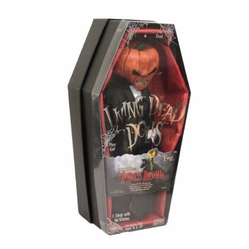 Living Dead Dolls Presents Headless Horseman Doll - Exclusive Living Dead Dolls