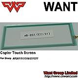 Printer Parts Copier Touch Panel AR267 AR317 AR318 AR277 Copier Touch Screen for Sharp Copier Parts