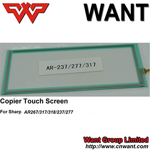 Printer Parts Copier Touch Panel AR267 AR317 AR318 AR277 Copier Touch Screen for Sharp Copier Parts