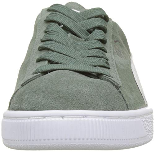 laurel puma Suede Gris Femme Wreath 76 Classic Basses White Wn's Puma Sneakers Bp40zaaq