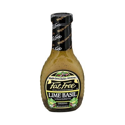 Price comparison product image Maple Grove Farms Lime Basil Dressing,  8 Ounce -- 6 per case.