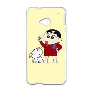 Naughty Crayon Shin-chan fashion cell phone case for HTC One M7