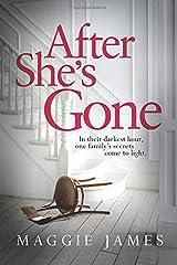 After She's Gone Paperback