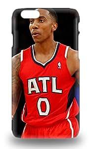 For Iphone 6 Fashion Design NBA Atlanta Hawks Jeff Teague #0 3D PC Case Iphone ( Custom Picture iPhone 6, iPhone 6 PLUS, iPhone 5, iPhone 5S, iPhone 5C, iPhone 4, iPhone 4S,Galaxy S6,Galaxy S5,Galaxy S4,Galaxy S3,Note 3,iPad Mini-Mini 2,iPad Air )