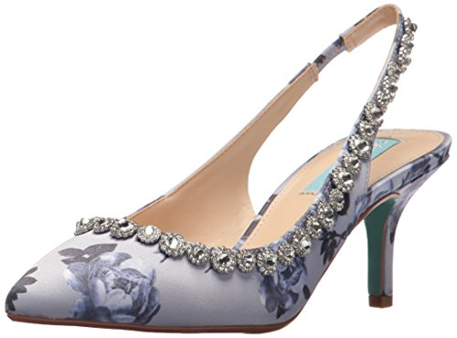 Blue by Betsey Johnson Women's SB-Cici Pump