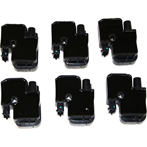 Diften 610-A0858-X01 - New Ignition Coils Set of 6 Mercedes E Class CLK ML SL S CL C G CLS SLK R E320