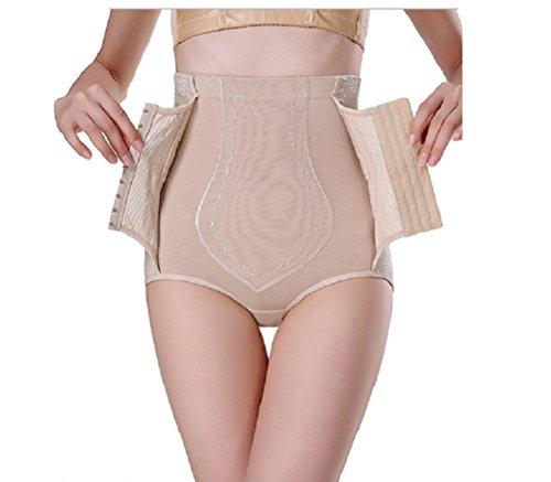 Waist Tummy Belly Slim Body Shape Wear (Skin Color) - 8