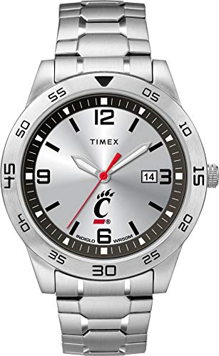 Timex Men's Cincinnati Bearcats Watch Citation Steel Watch