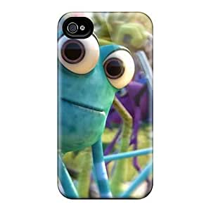 Apple Iphone 4/4s Shockproof Cell-phone Hard Covers Allow Personal Design Beautiful Strange Magic Pattern [VfV6521nUhh]