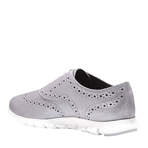 Cole Haan Women's Zerogrand Wing Ox, CH Argento Metallic, 7.5 B US by Cole Haan (Image #3)