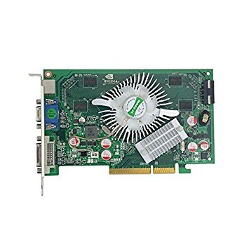 Nvidia Geforce 7600GS 512MB AGP Video Card for Sega Red Lindbergh CPU ONLY (Please Read Description)