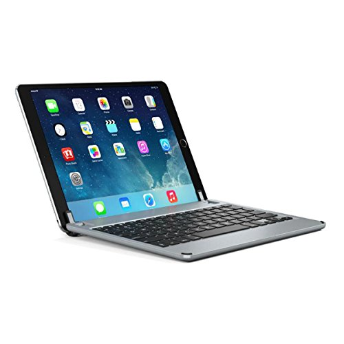 Brydge 10.5 Bluetooth Keyboard for Apple iPad Pro 10.5-inch (Space Gray) ()