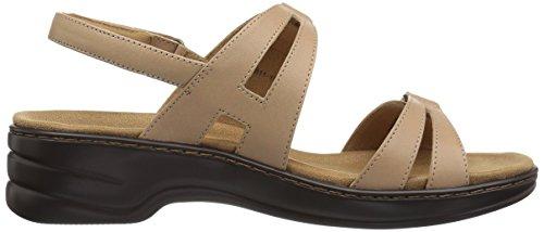 Trotters Women's Newton Sandal Beige oiq9AC