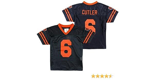Amazon.com   NFL Chicago Bears Big Boys Jay Cutler  6 Navy Alt Dazzle  Jersey   Sports   Outdoors 3ffd170fb