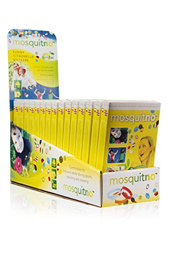 MosquitNo Spotz Stickers (75 Pack)