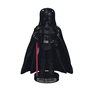Kurt Adler SW0155 Star Wars Nutcracker, 10-Inch Darth Vader