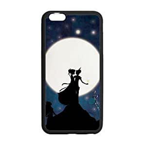 Peter Pan, Customized Back Cover Case TPU For iphone 6 plus, Wholesale iphone 6 plus Cases, 5.5 inch