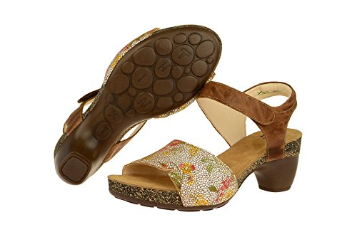 Think! Women's 2-82573-54 Fashion Sandals Brown Size: 8 UK nFsY8