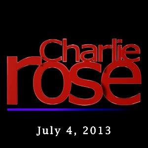 Charlie Rose: David McCullough, July 4, 2013 Radio/TV Program