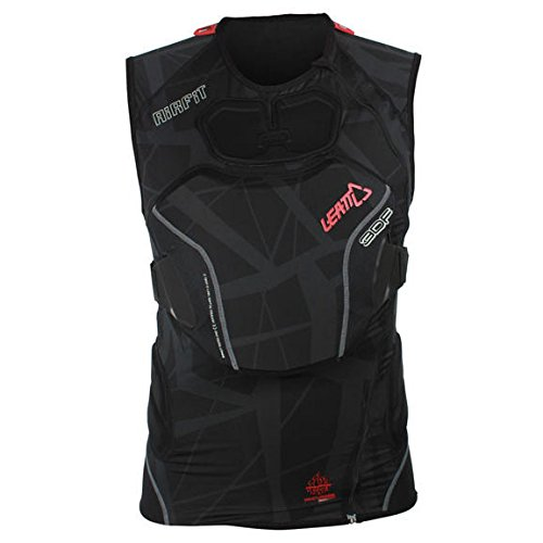 Leatt 3DF AirFit Body Vest (Black, XX-Large)