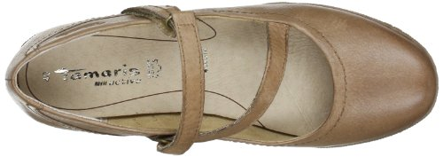 24600 Basses Marron Femme Chaussures 1 20 antelope Tamaris 1 375 qwZEXAP