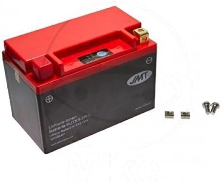 Jmt Lithium Ionen Motorrad Batterie 12 Volt Ytx9 Bs Ytr9 Bs Lifepo4 Hjtx9 Fp Passend Für Ktm Lc4 E 640 Bj 1999 Preis Ist Inkl Batteriepfand Auto