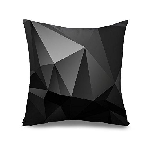 Barato fundas de almohada, diseño geométrico de color ...