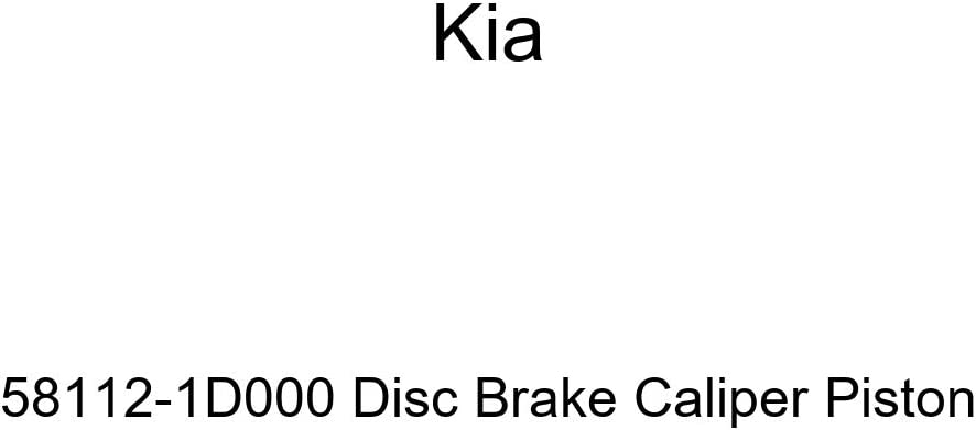 Kia 58112-1D000 Disc Brake Caliper Piston