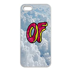 FOR Apple Iphone 5 5S Cases -(DXJ PHONE CASE)-Odd Future Pattern-PATTERN 4