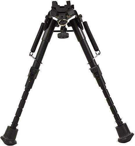 Nitehawk Air Rifle Bipod Adjustable Gun Rest/Stand Hunting Shooting 6-9'