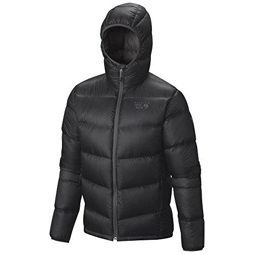 Mountain Hardwear Kelvinator Hooded Jacket - Men's Shark / T