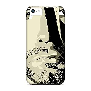 CharlesPoirier Iphone 5c Scratch Protection Mobile Cases Support Personal Customs High-definition Nirvana Image [Ulx13884duHb]