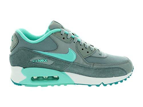 Nike Air Max 90 Essential Womens Sneakers Scarpe Da Corsa 616730-011 Slvr Wng / Hypr Trq / Dsty Ccts / Av