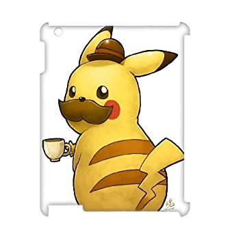 3D Kaktana Pikachu iPad 2,3, 4 funda de Pikachu perchero de ...